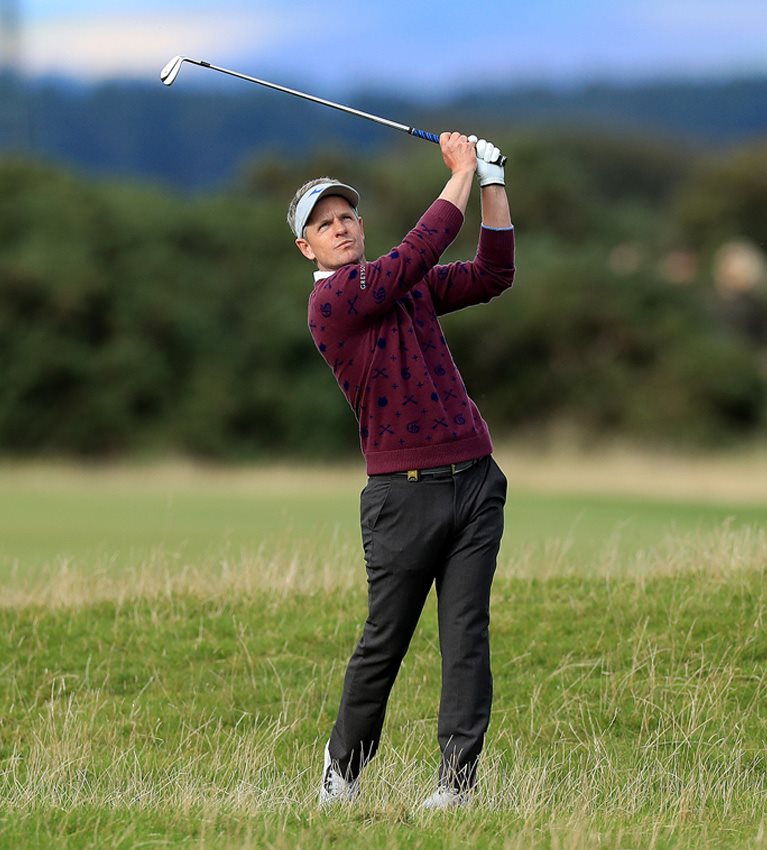Luke Donald – Quick Quotes