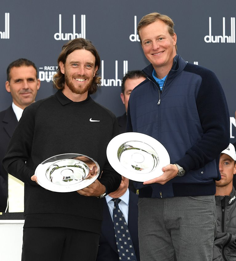 Fleetwood and Phipps win Team Championship in thrilling tussle with McIlroys