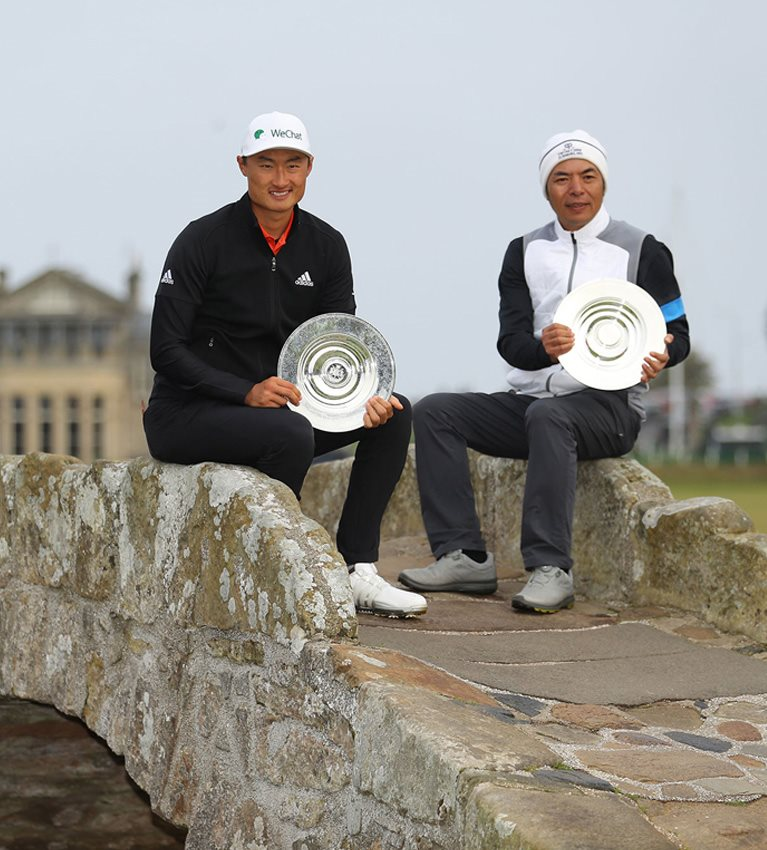 Chinese pair make breakthrough in Team Championship