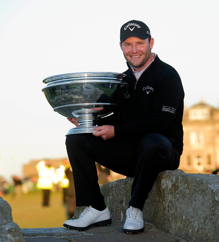 A stunning 60 that led Branden Grace to a historic victory